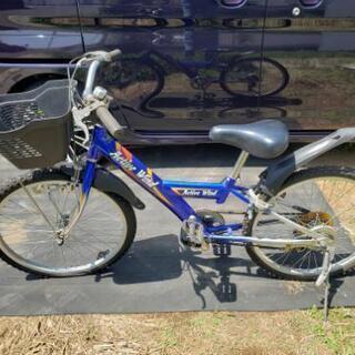 子供用 自転車 22インチ 引き取りに来られる方希望