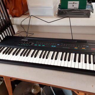 カシオ キーボード 61鍵 CT-607 ピアノ /DJ-…
