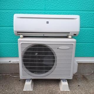 2018年式!主に6畳用!冷房専用エアコン!取り付けも承り…