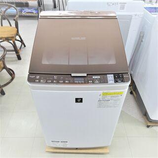 USED シャープ 9k洗濯機 ES-GX9A