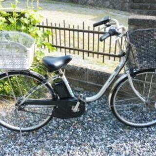 Panasonic 電動アシスト自転車 26インチ ViVi S...