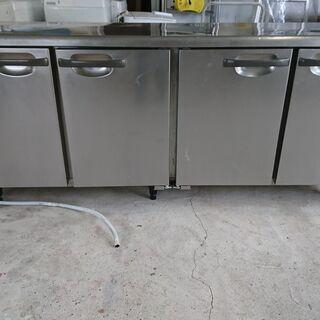 HOSHIZAKI ホシザキ 業務用 台下冷蔵庫 横型4ド…