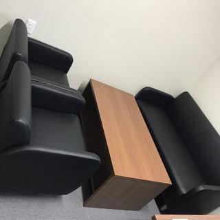○ 応接セット テーブル ソファ 1人掛けソファ