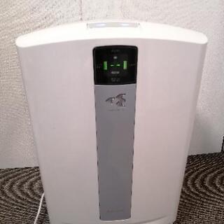 ダイキン 加湿空気清浄機 2014年製 MCK70P-W
