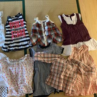 子ども用夏服