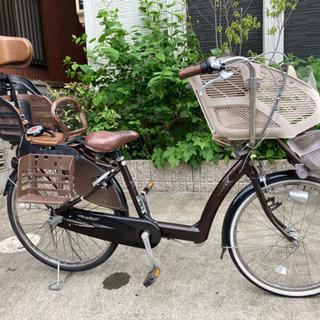ブリヂストン 3人乗り自転車