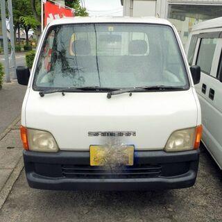 税別 スバルサンバートラック TT2 TC 4WD/5MT エア...