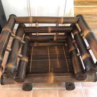 値下げ! アジアン家具★バリ島家具★バンブー(竹製)椅子
