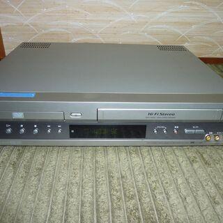 ソニー一体型VHSビデオデッキSLV-D33V