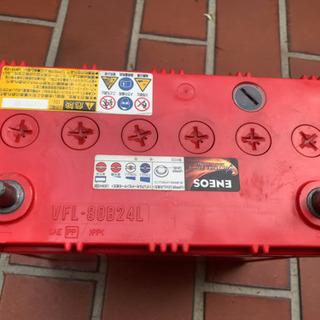 中古バッテリー 80B24L