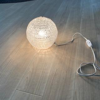 ニトリ製床置き照明 - 大阪市