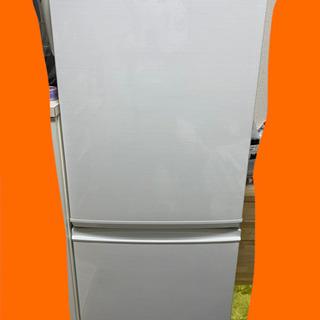 【美品】冷蔵庫 SHARP 137L