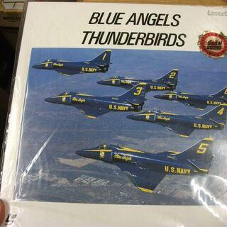LD レーザーディスク  曲芸飛行「Blue Angels」&「...