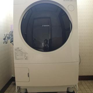 ドラム式洗濯機 ZABOON 無料