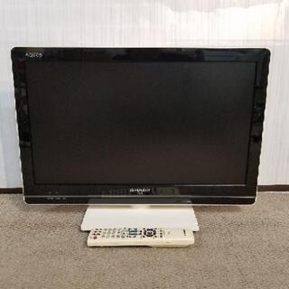SHARP AQUOS 22型液晶テレビ LC-22K5 201...
