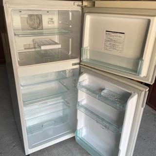 冷蔵庫お譲りします。0円 取りに来てくださる方
