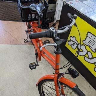 ブリジストン 24/22インチ自転車 トートボックス 3段変速 ...