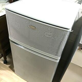 2ドア冷蔵庫 91L Haier