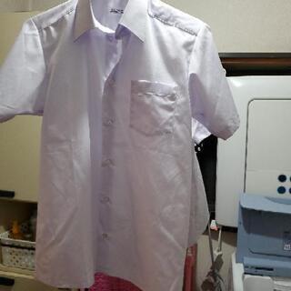 丸森中学校 夏半袖ワイシャツ150A 2枚
