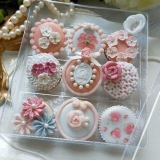 sweets boxのアイシングクッキー