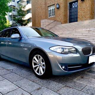 【ネット決済】BMW 523d ツーリングワゴン 平成24年12...