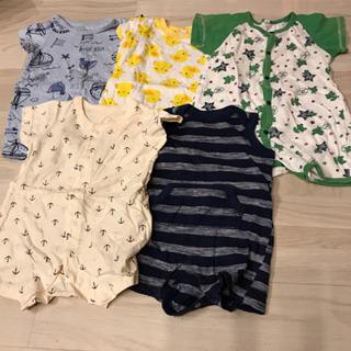 新生児〜 ロンパース