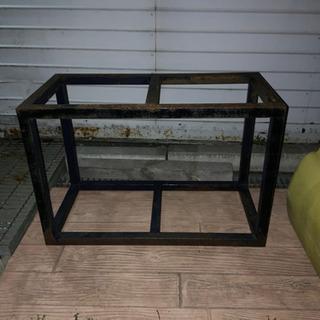 900✖️450 鉄製アングル台 特価