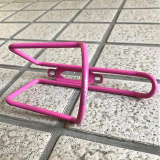 ミノウラ MINOURA ピンク ジュラルミンボトルケージ