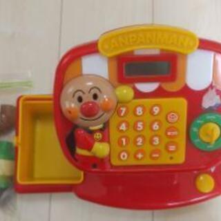 アンパンマンの玩具 1000円