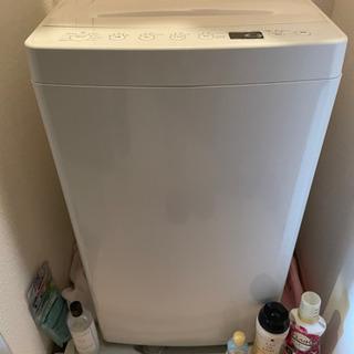 「TAGlabel by amadana」全自動洗濯機です…