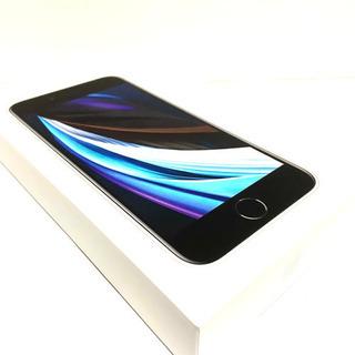【新品未使用】iPhone SE 第2世代 64GB White...