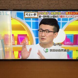 Panasonic43V型 液晶テレビ ビエラ+壁掛け用金具