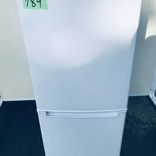 ✨2019年製✨788番 ニトリ✨2ドア冷蔵庫 グラシア✨…