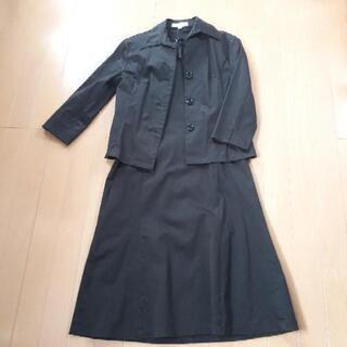 MICHEL KLEIN ブラックスーツ38サイズ