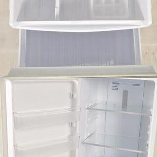 P-Ea016 高年式国産家電2点セット シャープ SJ-C17D(2017年) 冷蔵庫 167L 左開き/パナソニック NA-F50B11(2018年) 5㎏ 全自動洗濯機 - 売ります・あげます