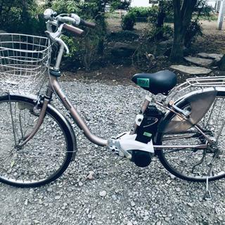 ③501番 電動自転✨ Panasonic ビビ EPE6…