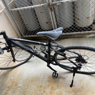 クロスバイク ジャンク品