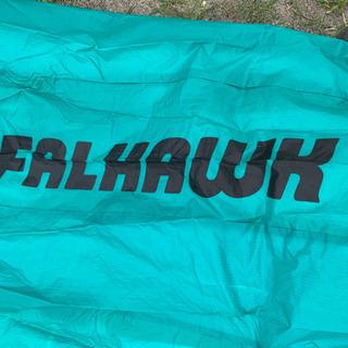 国産ファルホーク FALHAWK パラグライダー オーロラ…