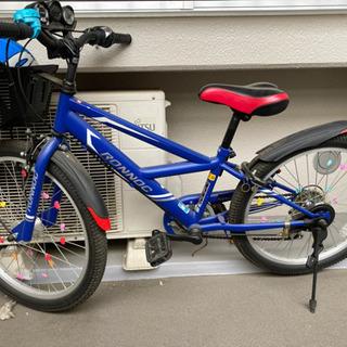 こども自転車22インチ 6段ギア