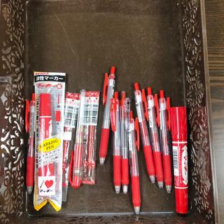 赤ペン多数