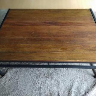 【引越の為】【今月中】天然木テーブル お探しの方へ
