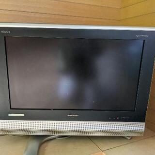 シャープ 26V型 テレビ LC26BD1 2006年モデル