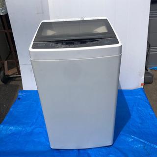 商談中 2020年製 5kg洗い AQUA 洗濯機 AQW…