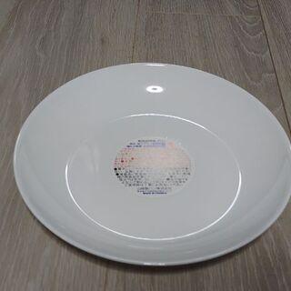 白皿3個セット(丸型)新品