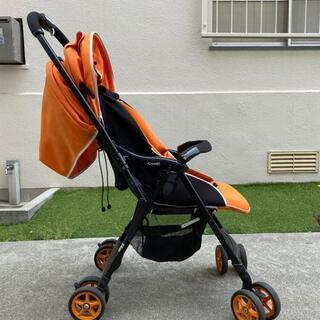 COMBIベビーカー-軽量-リバーシブル - COMBI Str...