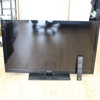 T958) SONY デジタルハイビジョン液晶テレビ KDL-4...