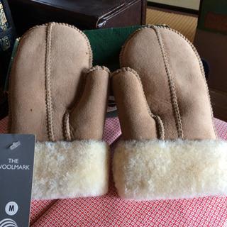 【ネット決済】ウールの手袋