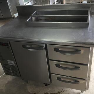 ホシザキ 業務用 テーブル形冷蔵庫 RT-120SDE-H…