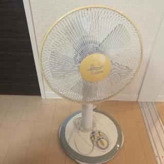 【ネット決済】正常動作の扇風機を差し上げます