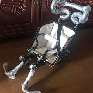 【新品未使用】自転車チャイルドシート
